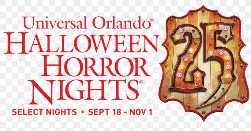 Halloween Horror Nights Logo Art Brand Font Png 938x491px