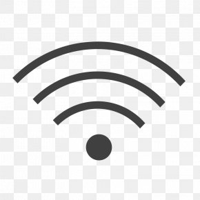 Wifi Symbol - Wi-Fi Internet Computer Network IEEE 802.11ac Icon PNG