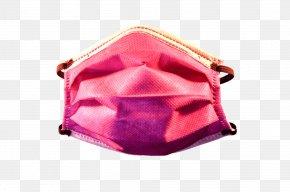 Mask Health - Particulate Respirator Type N95 Dust Mask Handbag PNG