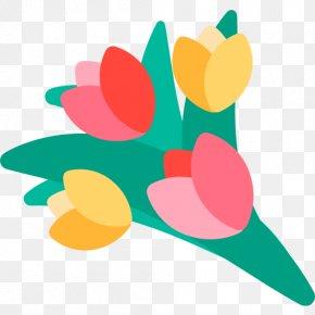Poodle - Emoji Flower Bouquet Text Messaging Symbol PNG