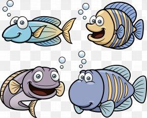 Sea Animals - Fish Sea PNG