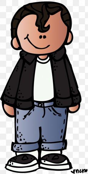 Melonheadz Boys Cliparts - School Cartoon Clip Art PNG