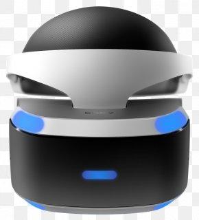 PlayStation VR Samsung Gear VR Head-mounted Display PlayStation 4 PNG