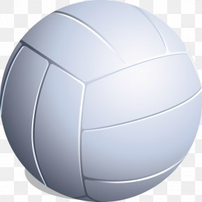 Vector Volleyball - Volleyball Football PNG