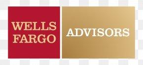Wells Fargo Advisors Logo - Wells Fargo Advisors Financial Adviser Investment Bank PNG