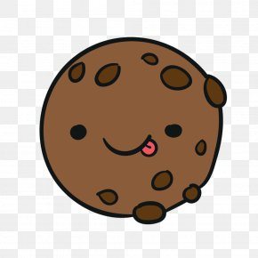 Chocolate Chip Cookies Tongue Of Vector Material - Chocolate Chip Cookie PNG