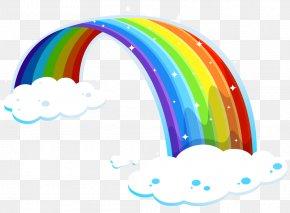 Rainbow - Rainbow Thumbnail Clip Art PNG