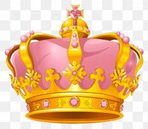 Golden Crown - Crown Of Queen Elizabeth The Queen Mother Monarch Clip Art PNG