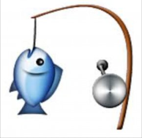 Fishing Pole - Emoji Fishing Rods Sticker Clip Art PNG