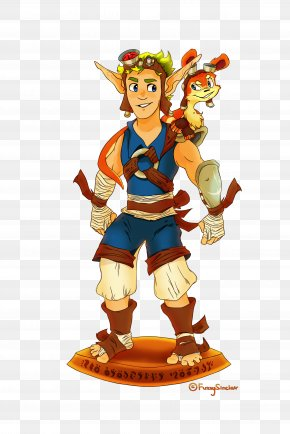 Jak And Daxter - Jak And Daxter: The Precursor Legacy Jak And Daxter Collection PlayStation 4 PNG