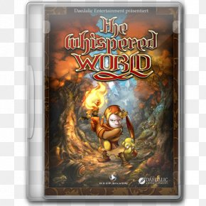 Whispered World - The Whispered World A New Beginning Adventure Game Video Game PNG