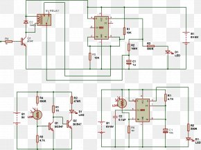 Electronic Circuit Electrical Network Wiring Diagram Electrical Switches Circuit Diagram PNG
