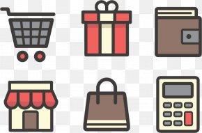 Vector Shopping Cart - Shopping Cart Service Online Shopping PNG