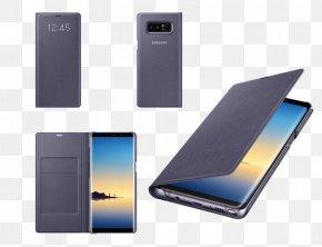 Dual-Sim64 GBOrchid GrayUnlockedGSM Samsung Galaxy S864 GBOrchid GrayVerizonCDMA/GSMFront Cover - Samsung Galaxy Note 8 SM-N950F Single SIM 4G Black Hardware/Electronic Samsung Note8 International Version PNG