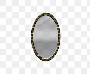 Oval Mirror - Mirror Clip Art PNG