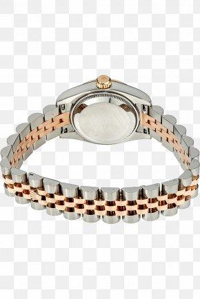Rolex - Rolex Datejust Bracelet Watch Strap PNG