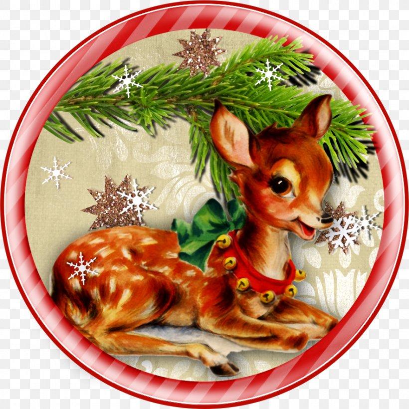 Christmas Day New Year Decoupage Image Scrapbooking, PNG, 883x883px, Christmas Day, Canidae, Christmas Card, Christmas Ornament, Christmas Shop Download Free