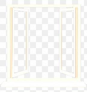 Picture Frame Door - Beige Background Frame PNG