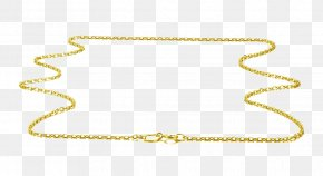 Gold Necklace - Necklace Gold U9996u98fe PNG