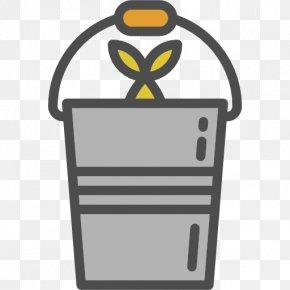 Cartoon Bucket - Bucket Icon PNG