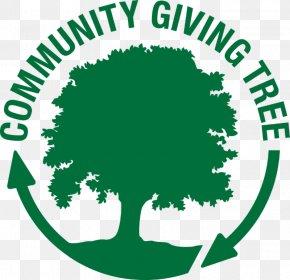 Tree - Community Giving Tree Logo Wildlife Family PNG