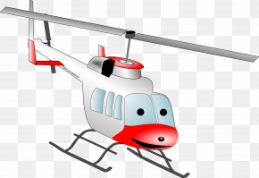 Helicopter - Helicopter Clip Art PNG