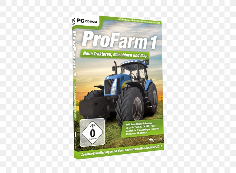 PC CD Pro Farm 1