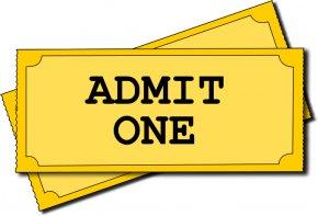 Specials Cliparts - Ticket Film Cinema Clip Art PNG