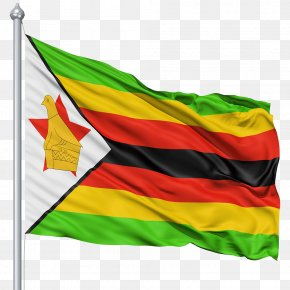 Flag - Flag Of Zimbabwe National Flag Zimbabwe Electoral Commission PNG