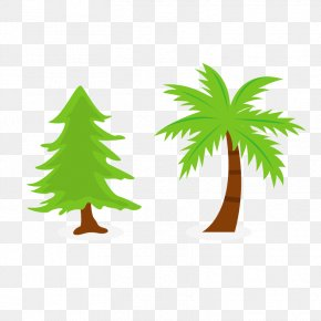 Jungle Forest Trees - Tree Forest Cartoon PNG
