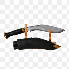 Thangka - Bowie Knife Kukri Weapon Machete PNG
