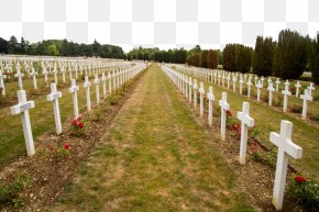 France Verdun Memorial Cemetery Landscape Two - Verdun Memorial Shanghai Cemetery Battle Of Verdun PNG
