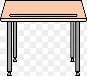 Table - Table Desk Clip Art PNG