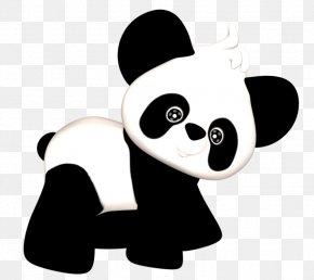 Panda - Giant Panda Red Panda Clip Art PNG