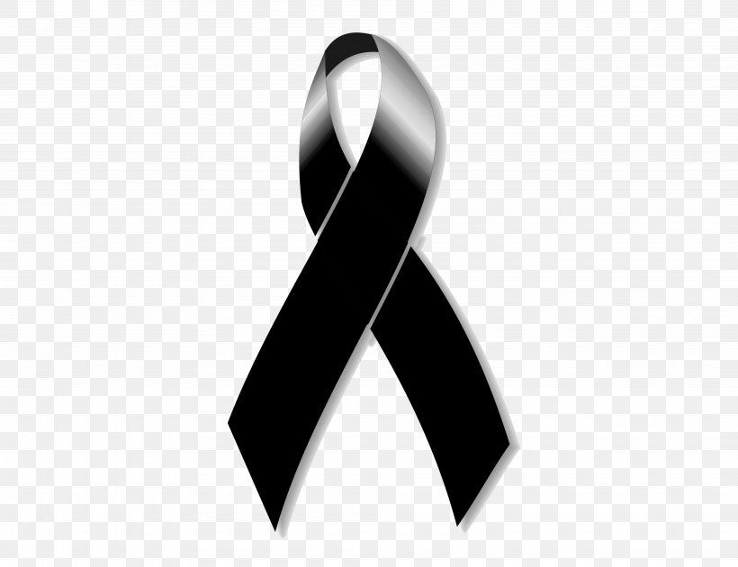 National Day Of Mourning Death Condolences Black Ribbon, PNG, 3900x3000px, Mourning, Act Of God, Biktima, Black And White, Black Ribbon Download Free
