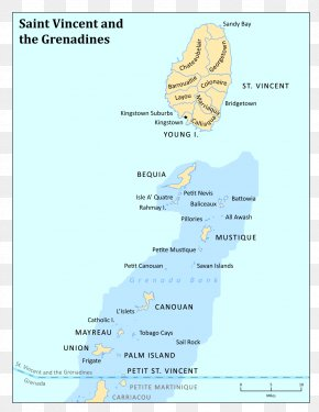 Island - Geography Of Saint Vincent And The Grenadines Saint Lucia Grenadines Parish Grenada PNG