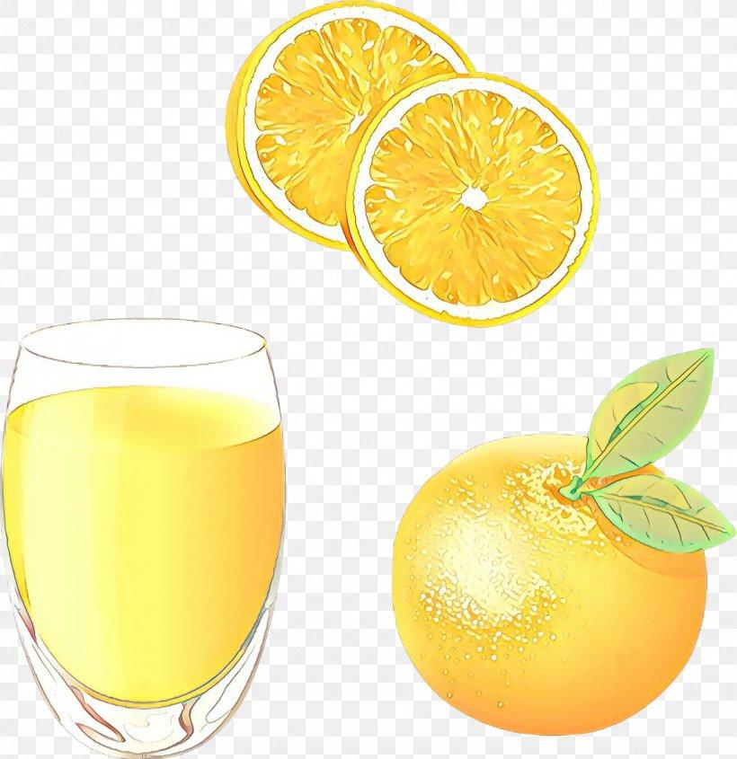 Lemon-lime Juice Orange Drink Drink Citrus, PNG, 1551x1600px, Cartoon, Citrus, Drink, Food, Fruit Download Free