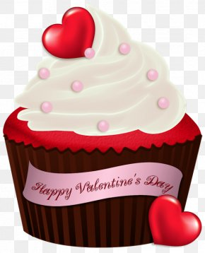 Valentine Cake PNG Clipart - Cupcake Chocolate Brownie Valentine's Day Birthday Cake Clip Art PNG