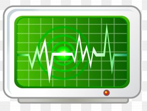 ECG Monitoring - Electrocardiography Medical Equipment PNG