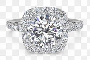 Ring - Engagement Ring Jewellery Ritani Diamond PNG