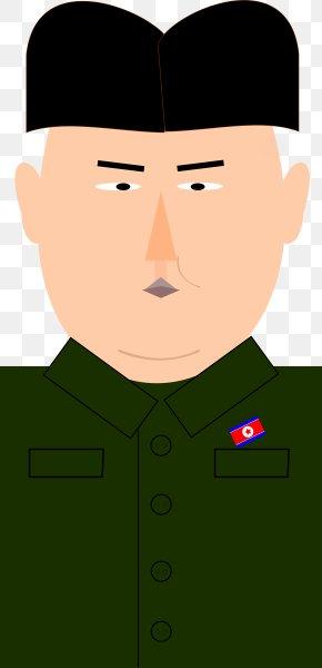 Kim Jong-un - South Korea North Korea Clip Art PNG