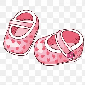 Baby Shoes - Shoe Infant Adobe Illustrator PNG