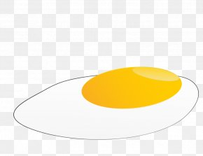 Fried Egg Clipart - Egg White Food PNG