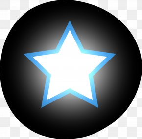 Blue Star - Star Blue PNG