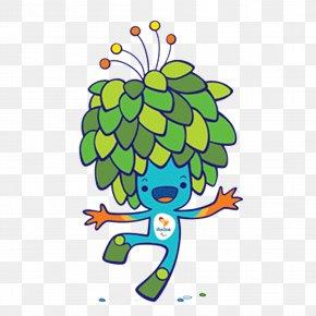 Rio Mascot - 2016 Summer Olympics 2020 Summer Olympics 2012 Summer Olympics 2016 Summer Paralympics 2012 Summer Paralympics PNG