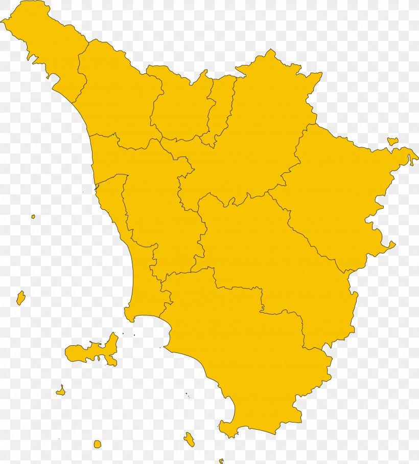 Tuscany Regions Of Italy Map Basilicata, PNG, 3624x4010px ...