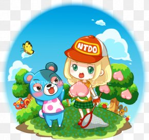 Animal Crossing - Animal Crossing: New Leaf Animal Crossing: City Folk Animal Crossing: Wild World Animal Crossing: Pocket Camp Animal Crossing: Happy Home Designer PNG