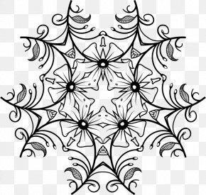 Floral Design - Floral Design Drawing Clip Art PNG