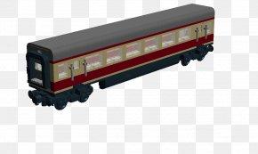 Old Train - Train Passenger Car Goods Wagon Trans Europ Express Railroad Car PNG