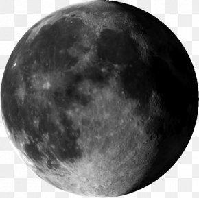 Moon - Supermoon Full Moon Lunar Eclipse Lunar Phase PNG